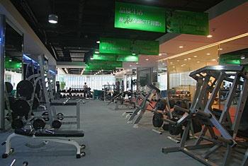 南京商茂国际酒店健身房/健身中心