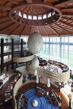 成都花水湾金陵温泉度假酒店餐厅
