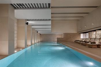 上海新天地朗廷酒店泳池