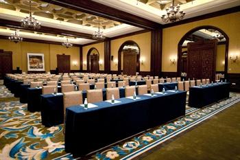 广州美林湖温泉大酒店会议室