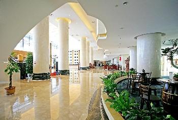 威海铂丽斯国际大酒店大堂
