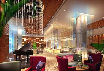 合肥泓瑞金陵大酒店西餐厅