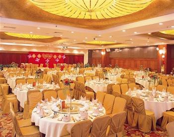 江门丽宫国际酒店国宾厅婚宴