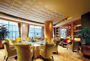深圳宝利来国际大酒店中餐包房
