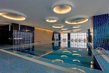 北京唯实酒店游泳池