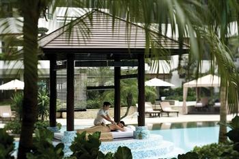 深圳观澜湖度假酒店泳池