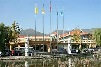 北京世纪金源香山商旅酒店酒店外观图片