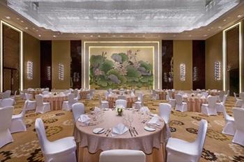 大庆富力喜来登酒店西式婚宴