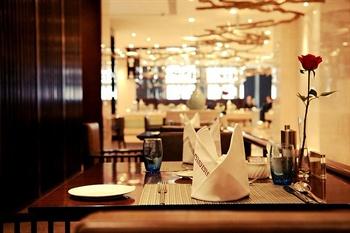 铜陵铜雀台金陵大酒店地中海西餐厅