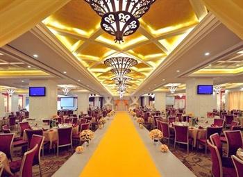 成都广都国际酒店宴会厅婚礼