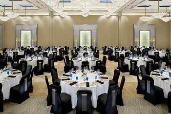 北京金融街丽思卡尔顿酒店宴会厅