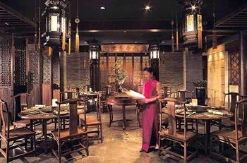 北京王府半岛酒店中餐厅凰庭