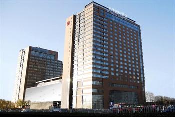 北京文津国际酒店酒店外观图片