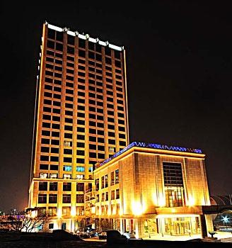 上海金山滨海铂骊酒店酒店外观图片