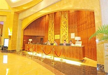 珠海海泉湾维景国际大酒店大堂图片