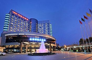 成都明悦大酒店酒店外观图片