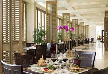 东莞唐拉雅秀酒店园林阁餐厅