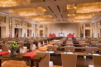 上海宏安瑞士大酒店宴会厅