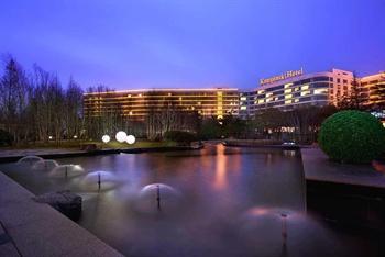 青岛银沙滩温德姆至尊酒店酒店外观图片