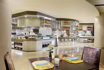 深圳星河丽思卡尔顿酒店开放式餐厅