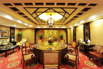 北京京仪大酒店怡园中餐厅包间