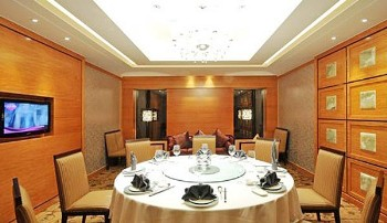 成都明悦大酒店中餐厅包间