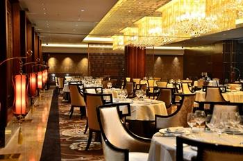 西安曲江国际饭店三楼汇隆宴中餐厅