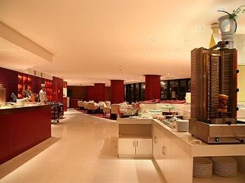 北京北大博雅国际酒店翠亭西餐厅