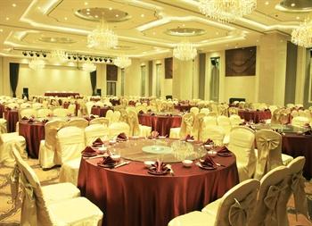 西安天朗森柏大酒店圣厅宴会厅
