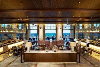 海口观澜湖温泉酒店自助餐厅
