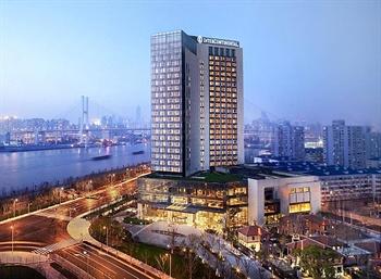 上海世博洲际酒店外观图片