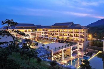 南京汤山御庭臻品酒店酒店外观图片