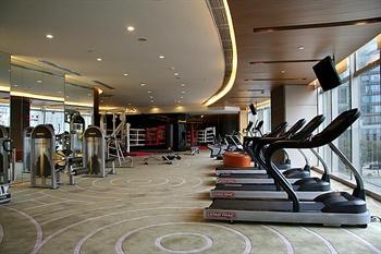 成都盛捷江畔服务公寓健身中心