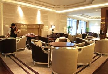 西安天朗森柏大酒店曼妙咖啡厅