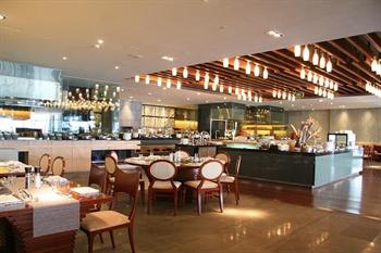 青岛海尔洲际酒店品香苑全日餐厅