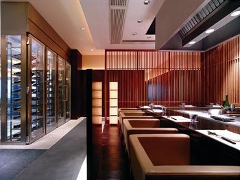 广州香格里拉大酒店餐厅