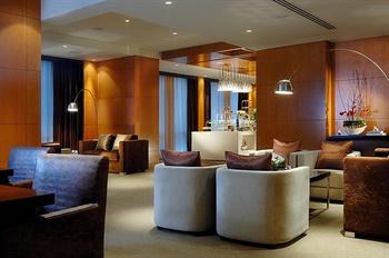 北京金融街威斯汀大酒店行政酒廊