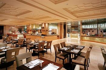 北京中国大饭店咖啡苑自助餐厅