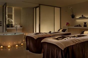 上海新天地朗廷酒店SPA理疗室