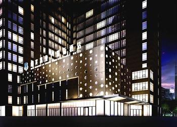 武汉纽宾凯鲁广国际酒店外观图片