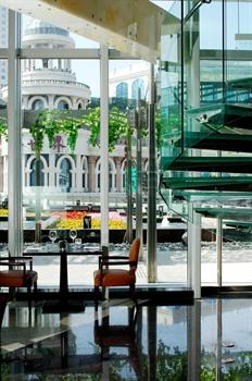 上海世茂皇家艾美酒店艾露餐厅