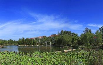 苏州金鸡湖大酒店3号楼外景图片