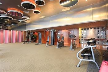 北京唯实酒店健身房