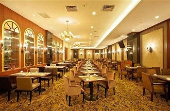 上海虹桥金古源豪生大酒店西餐厅