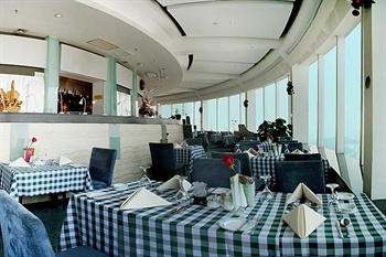 广东亚洲国际大酒店(广州)云顶阁旋转餐厅