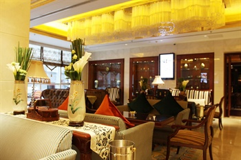 北京福地凰城酒店大堂吧