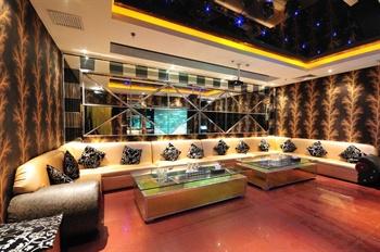 上海金山滨海铂骊酒店卡拉OK厅