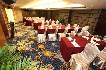 武汉纽宾凯国际酒店(徐东地铁站店)国际厅