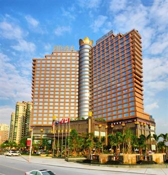 清遠國際酒店外觀圖片