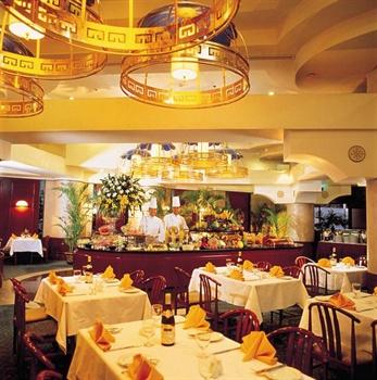 西安金花大酒店西餐厅